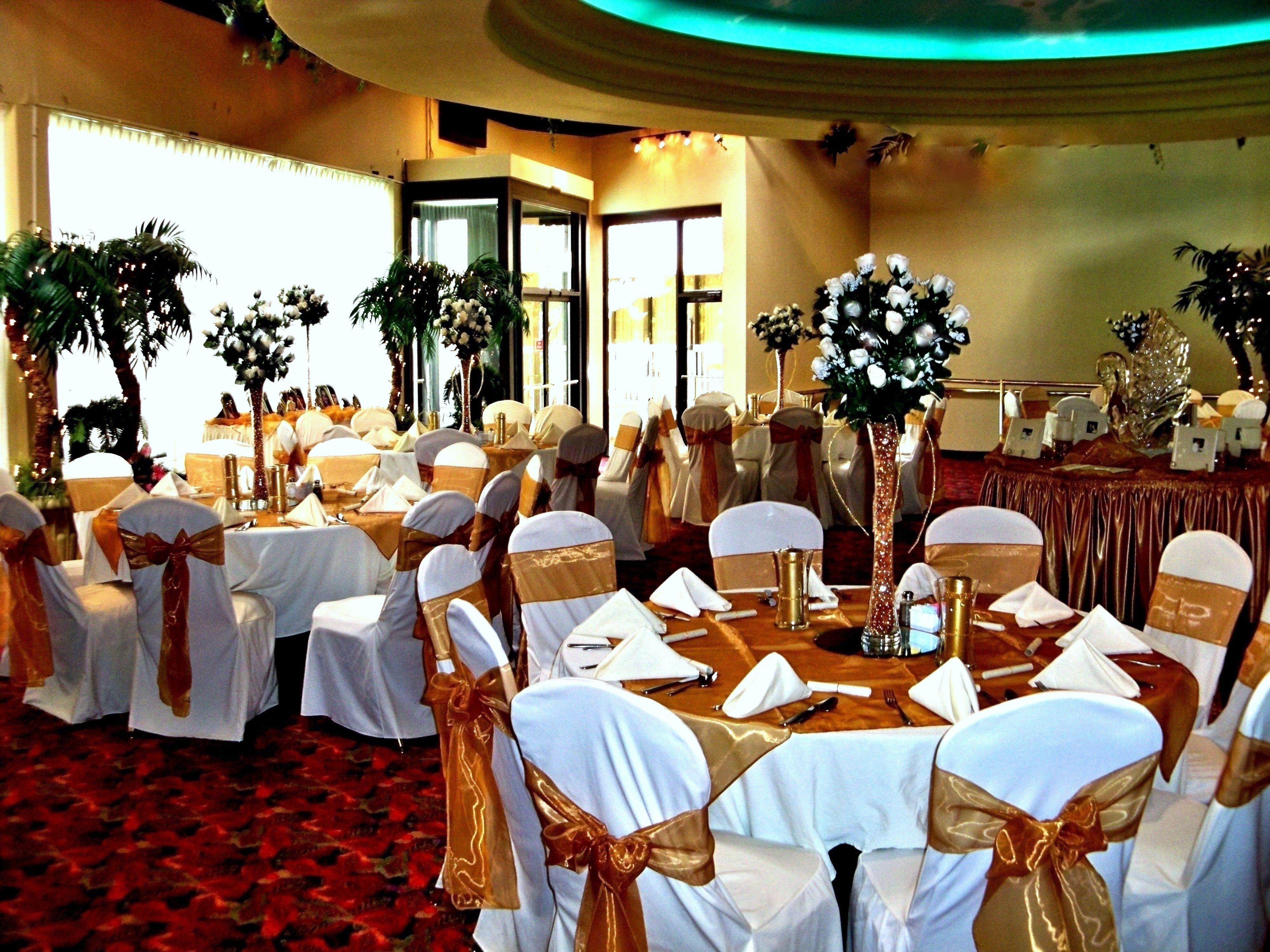 Weir 50th wedding anniversary celebration dinner at the mcm elegante