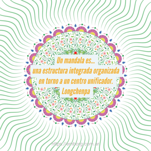 Imágenes de Mandalas con Frases Positivas y Mensajes para el Alma ...