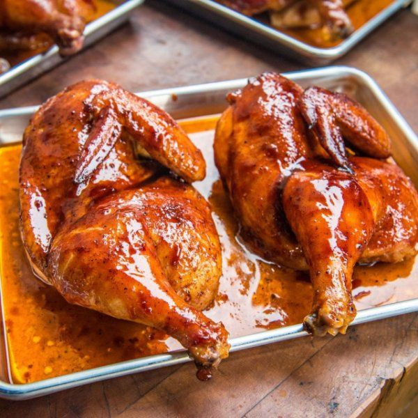 Smoked Texas Spicy Drumsticks