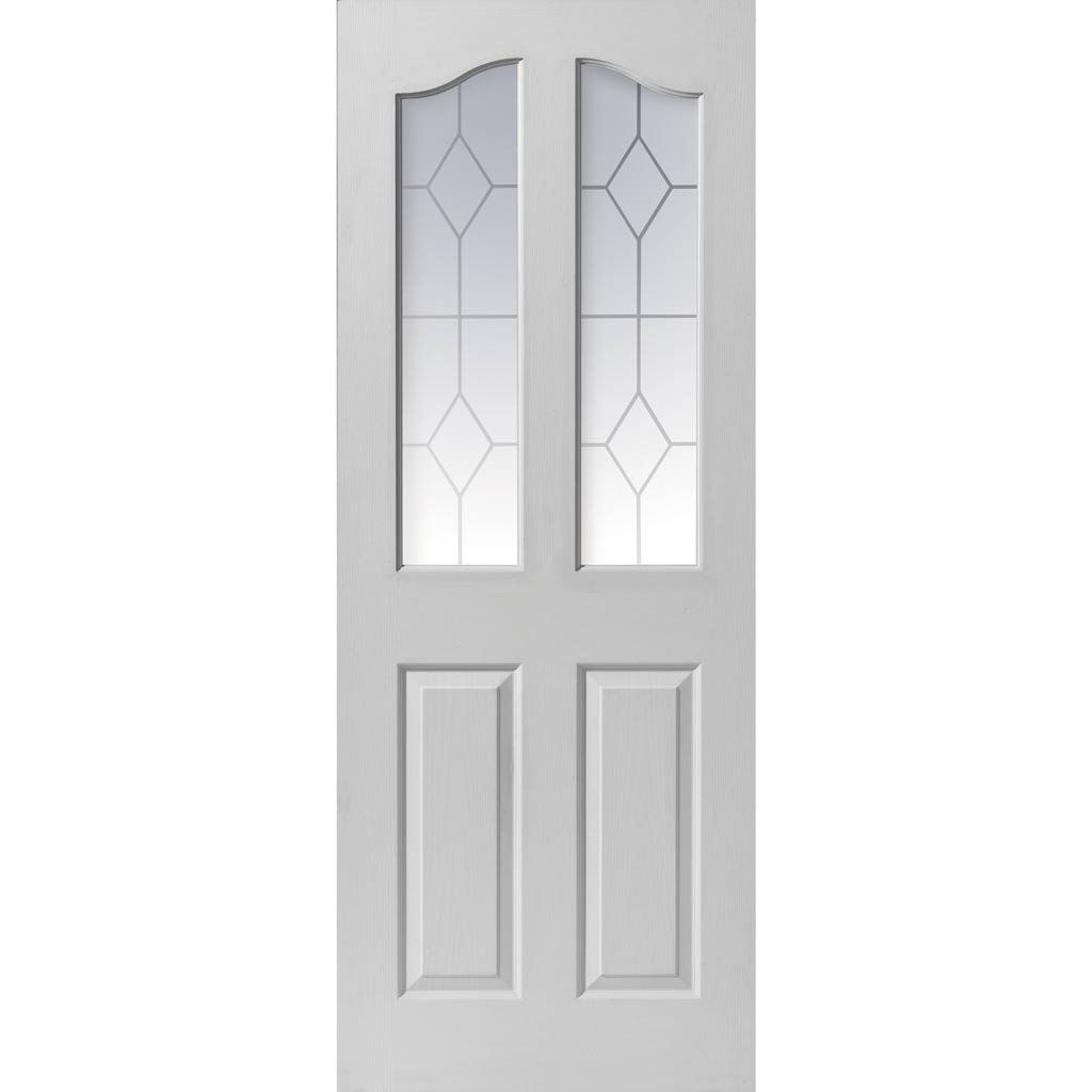 Medium Of Double Pocket Door