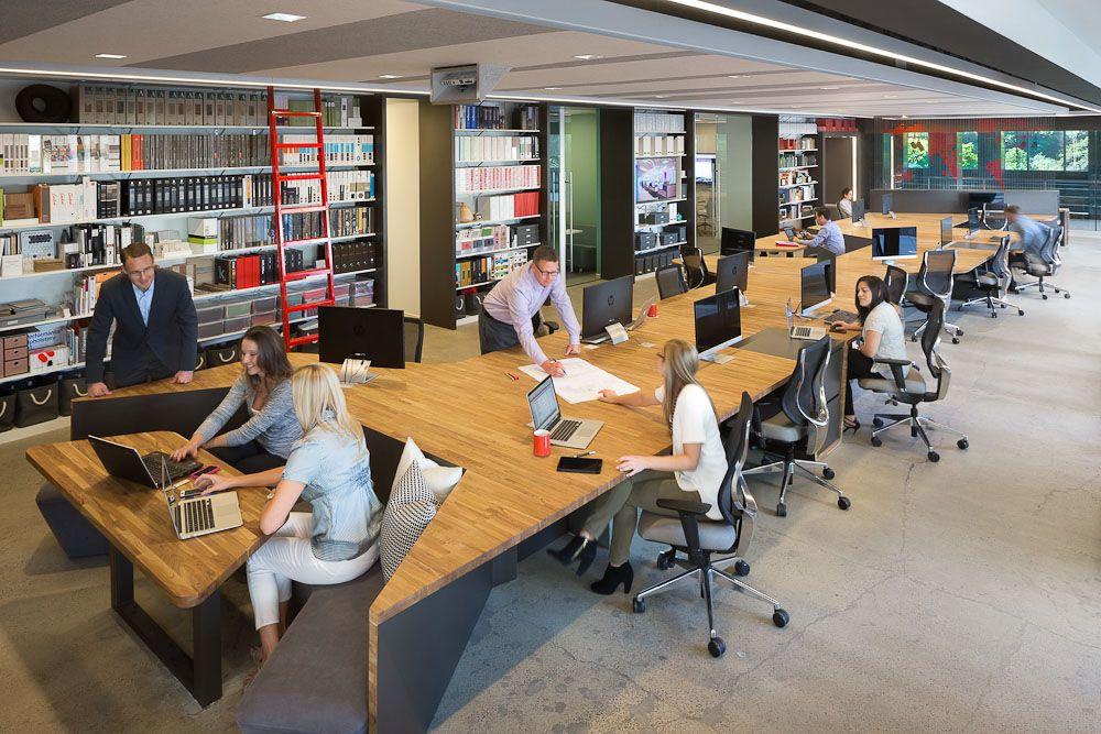 Office Collaboration Area Design Google Search