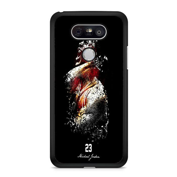 more photos d7b72 5b288 Mihael Jordan 23 Art Abstract LG G5 Case Dewantary | Products