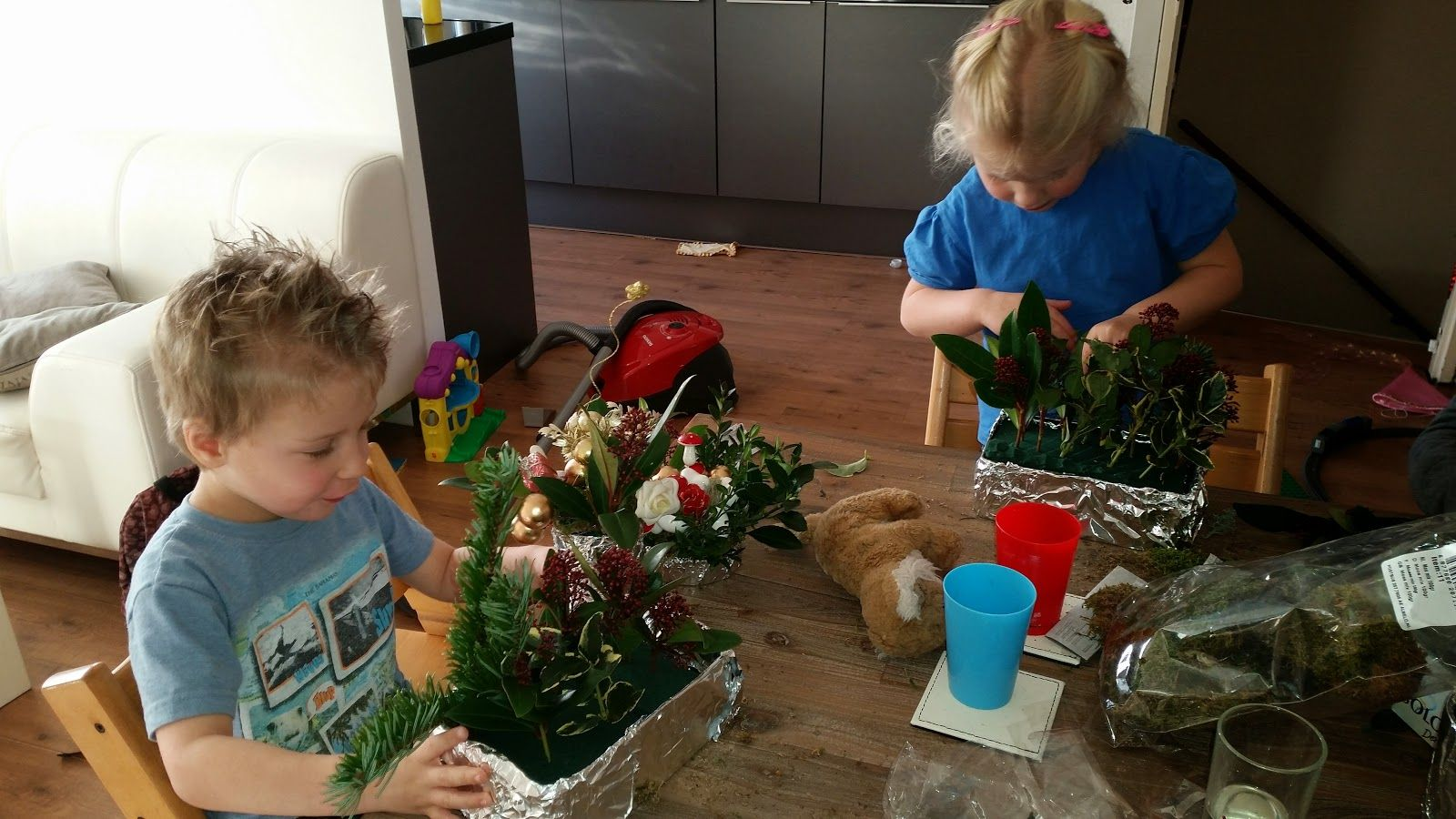 Bezinning: Kerstgevoel