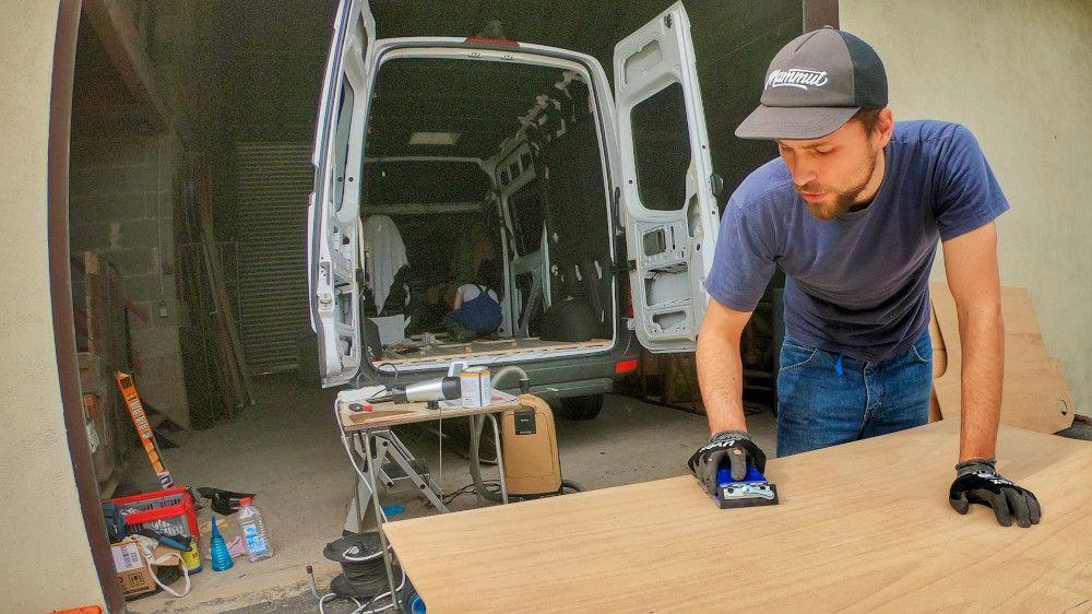 Pin Auf Camper Umbau