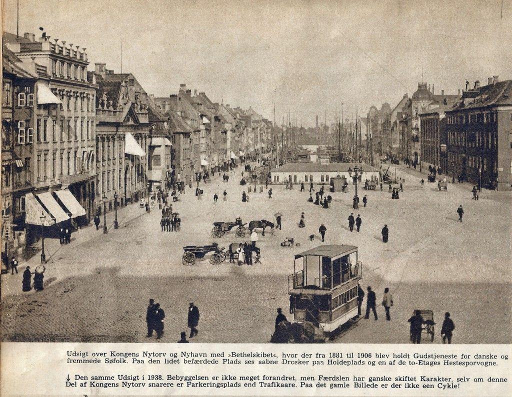 København før og nu -1938