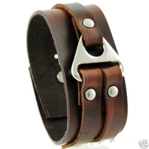 Love a Leather cuff