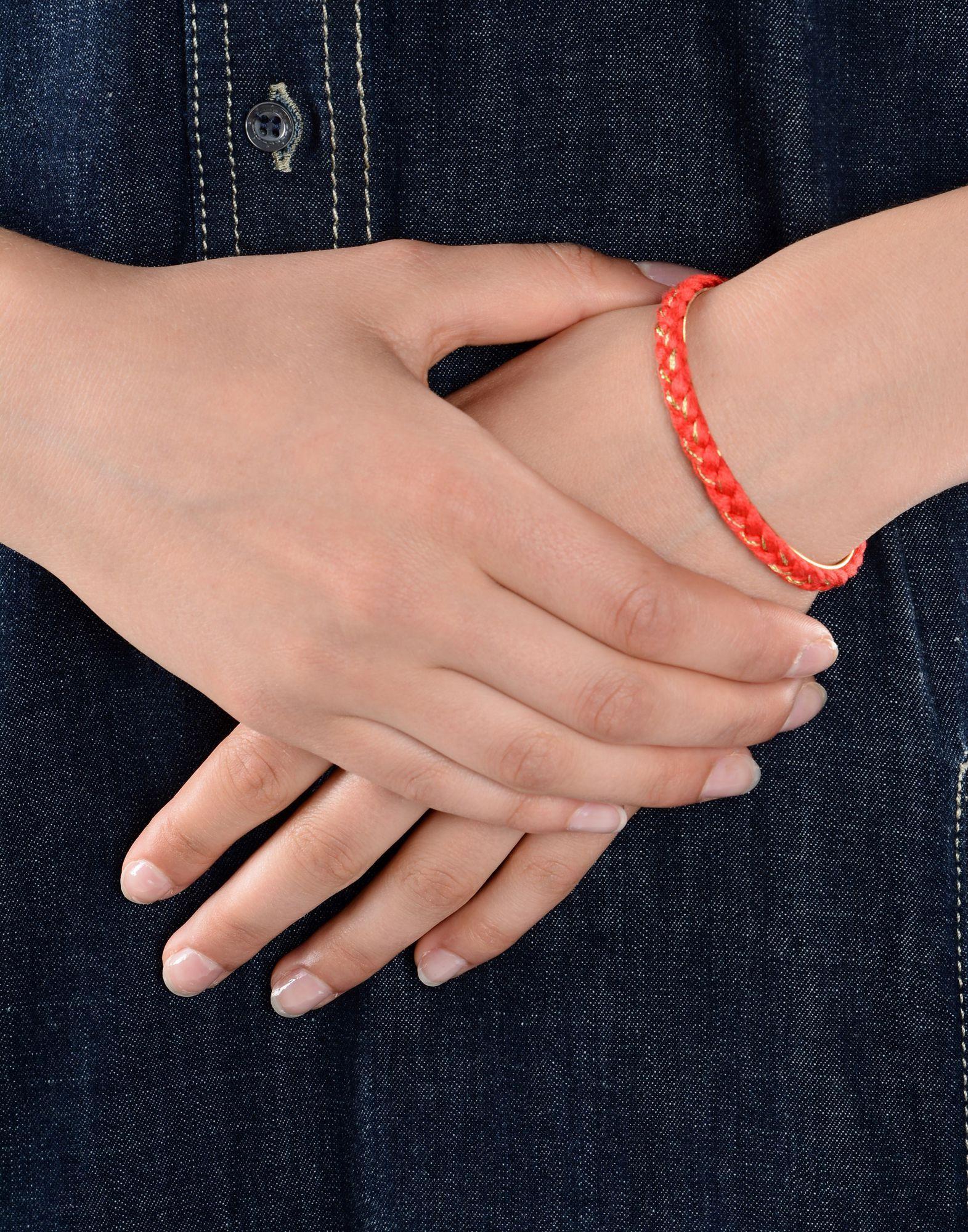 Aurélie Bidermann Bracelet - Women Aurélie Bidermann Bracelets online on YOOX United States - 46469143TG
