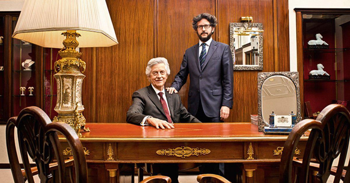 Marca italiana vende joias da realeza do século XIX Peças são a principal atração da Pennisi, discreta joalheria que tem Miuccia Prada como fiel cliente Pennisi Milano