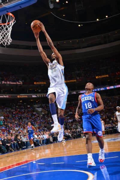 #Nuggets vs. 76ers - 10/31/12