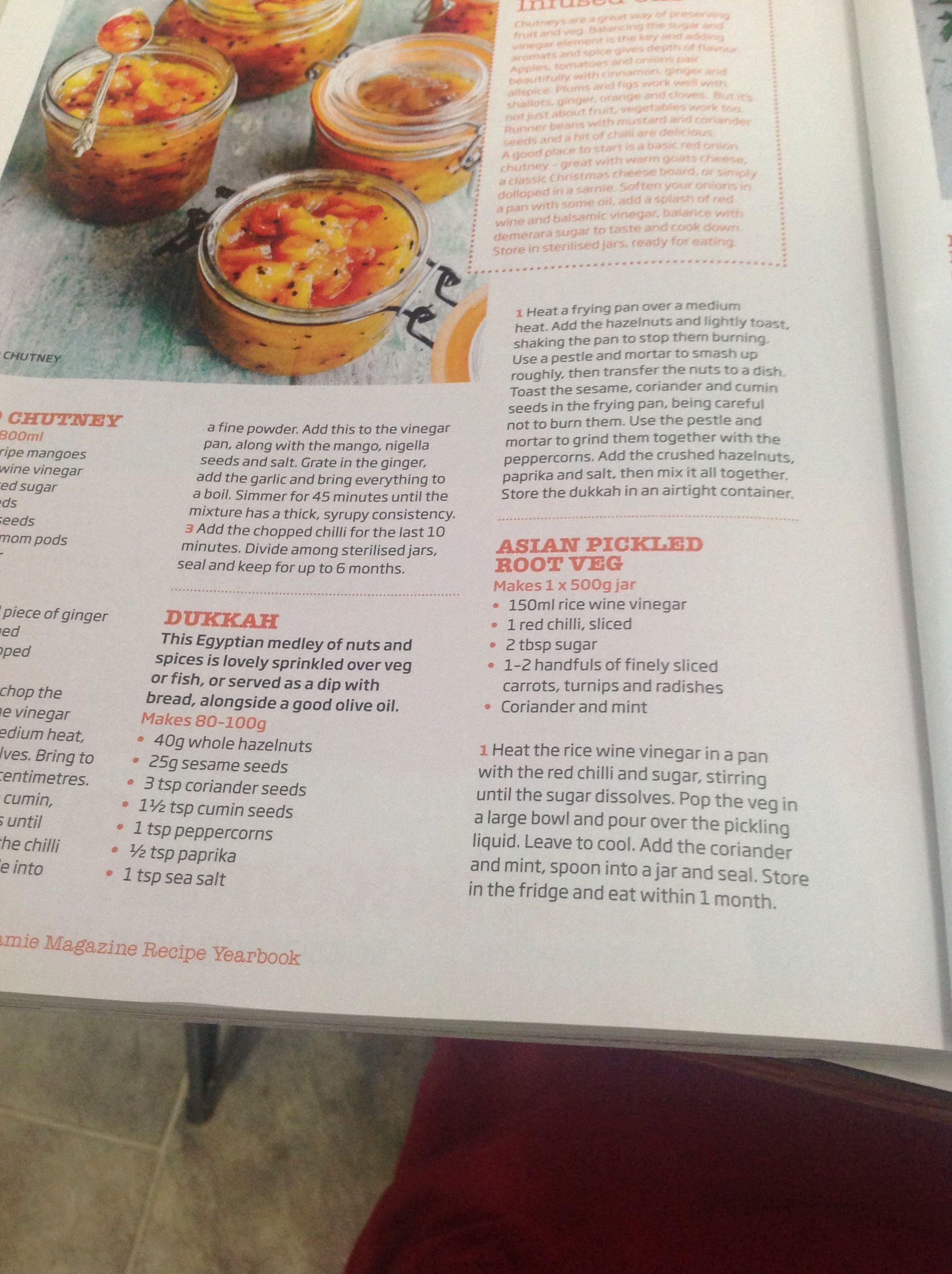 Jamie Oliver dukkah recipe