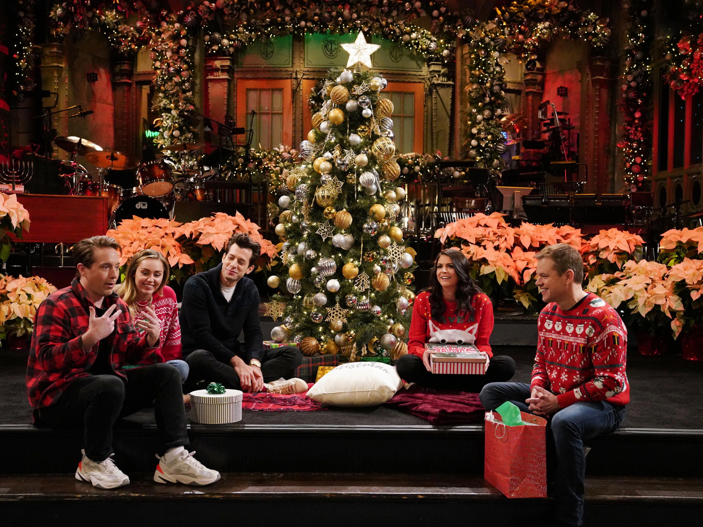 SNL main stage, 30 Rock Cool things to make, Secret