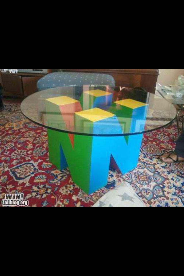 21 Nerdalicious Nintendo Tributes Nerd Room Geek Decor Game Room