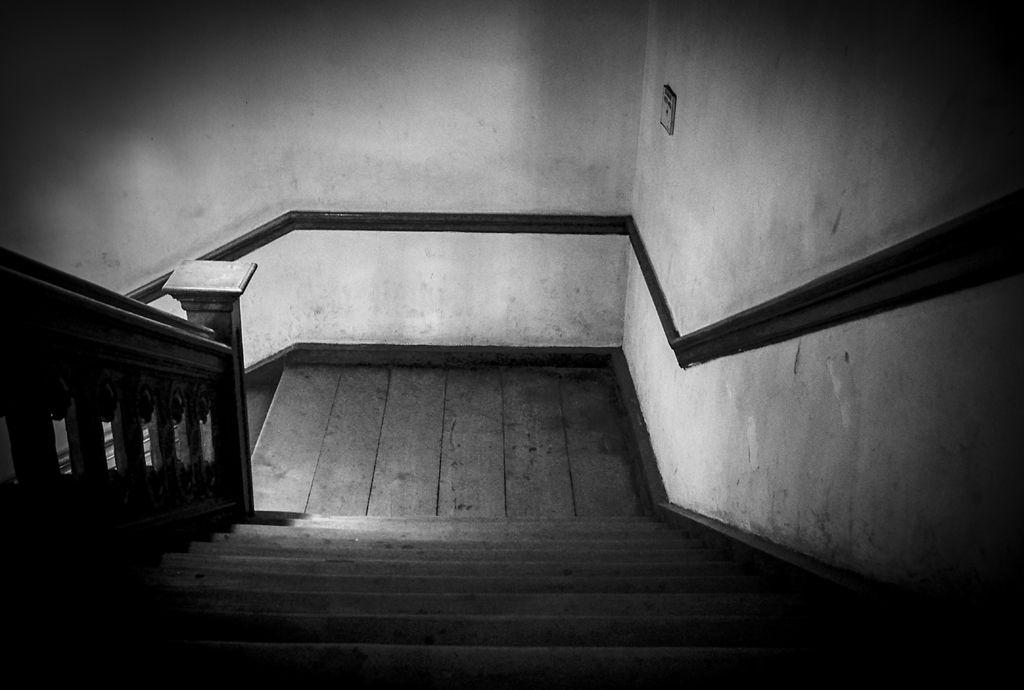 : stair by Yoestandi Okky