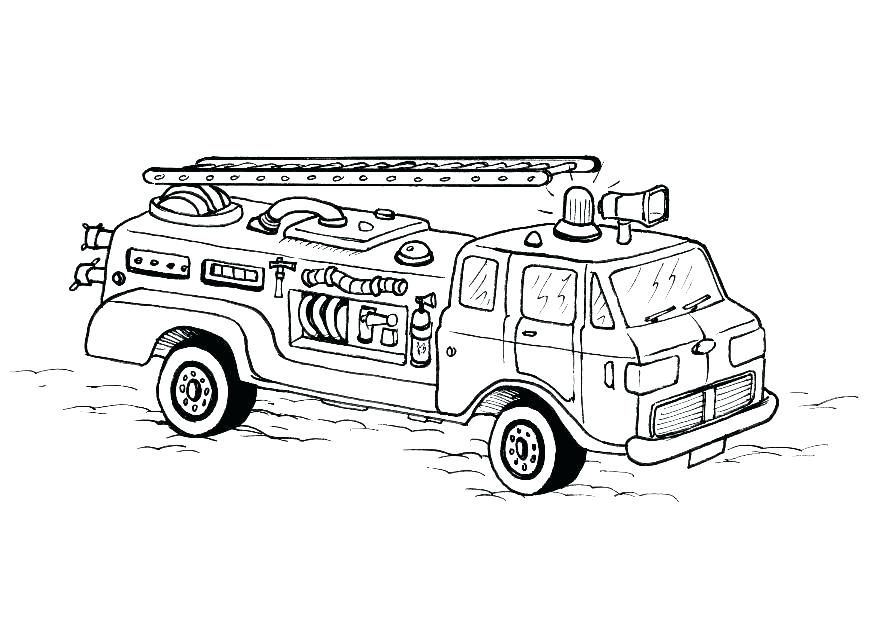 Use Fire Truck Coloring Page As A Medium To Learn Color Free Coloring Sheets Coloring Pages For Kids Cars Coloring Pages Cool Coloring Pages