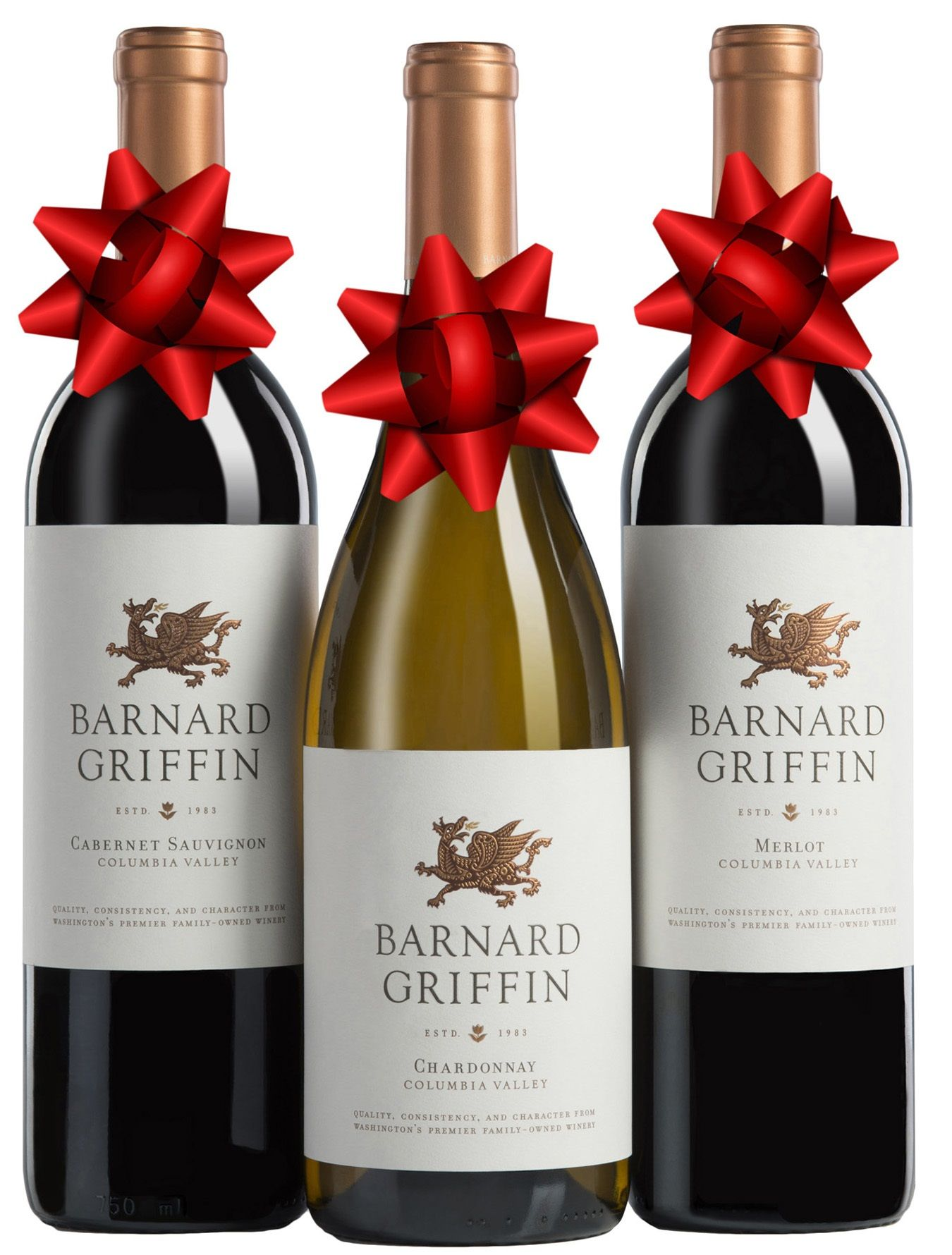 Barnard Griffin The Perfectly Priced Wines For The Holidays A Great Way To Serve Your Guests A Variety Of Award W Washington Wines Wine Winery Tasting Room