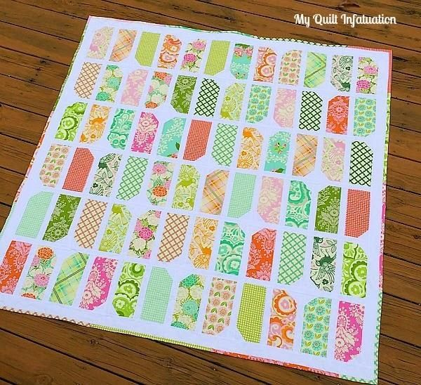 3 Easy Ways to Make a Queen-Size Quilt | Fat quarter quilt, Fat ... : fat quarter quilt tutorial - Adamdwight.com