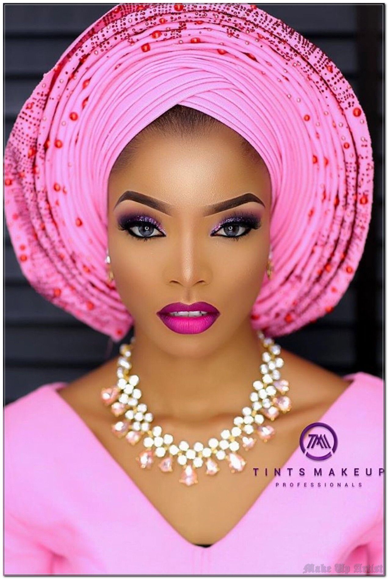 Top 10 Websites To Look For Make Up Artist In 2020 African Head Dress Beauty African Makeup