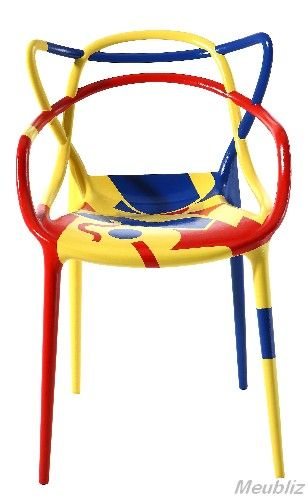 Chaise Masters De Philippe Starck
