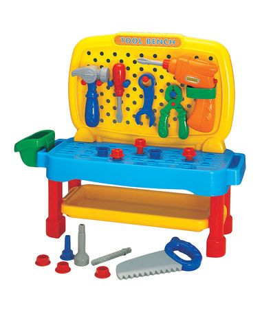 Swell Tool Bench Set By Megcos Kids Kids Kids Kids Tool Creativecarmelina Interior Chair Design Creativecarmelinacom