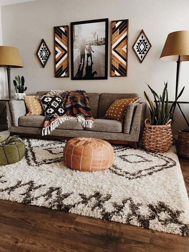 Project How To Add More Style To Your Living Room With These Lighting Designs Www L In 2020 Farm House Living Room Living Room Decor Modern Mid Century Living Room #small #living #room #lamp