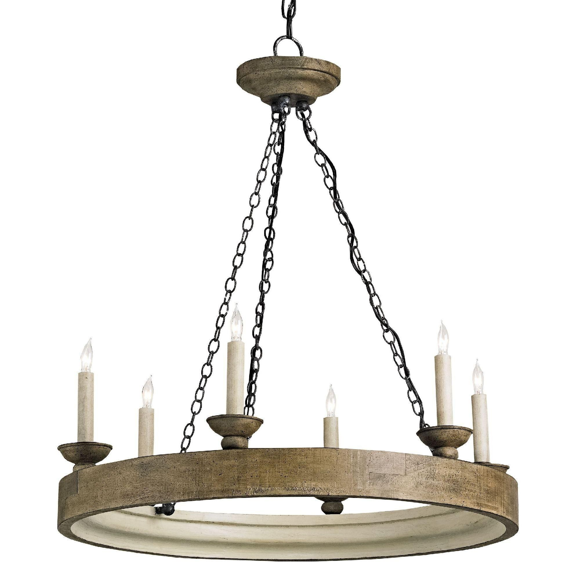 Currey And Company Beachhouse Chandelier