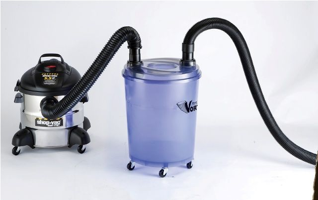 Convert Your Shop Vac Into A Dust Collector Dust Right Vortex Tool Box Buzz Dust Collector Shop Vac Dust Collection