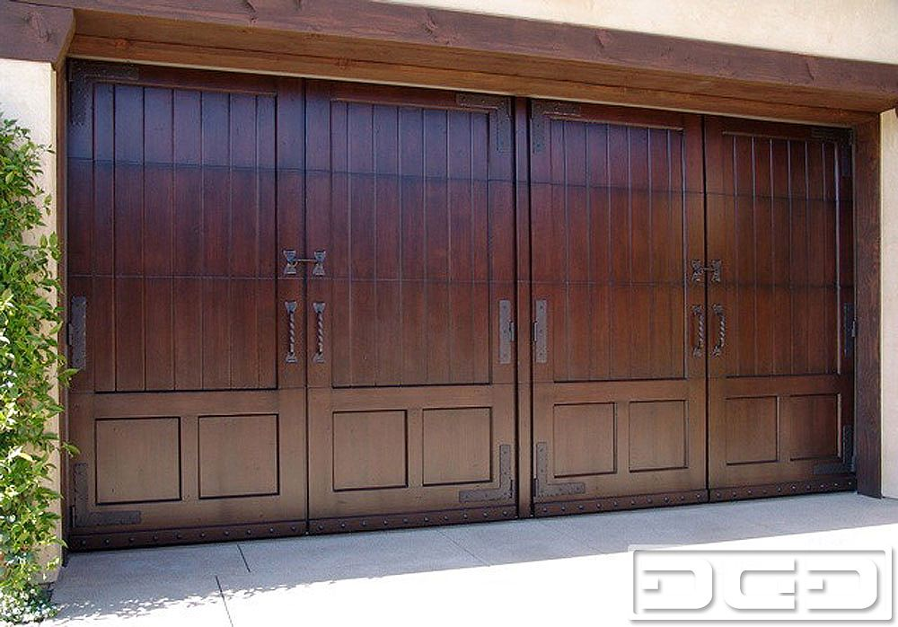 Mediterranean Revival 12 Custom Architectural Garage Door Dynamic Garage Door Contemporary Garage Doors Clear Garage Doors Unique Garage Doors