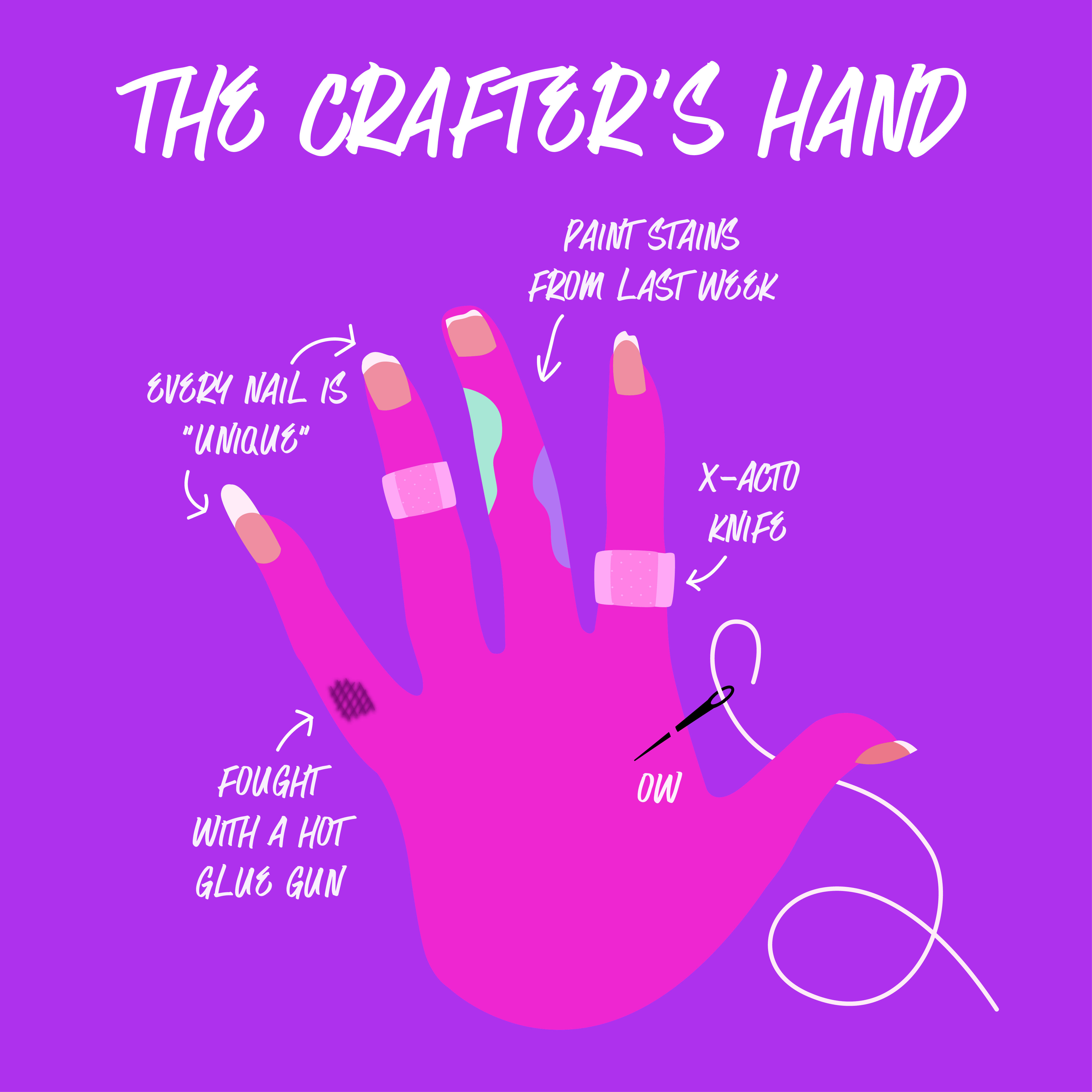 Crafters Literally Sacrifice For Their Art Funny Quotes Crafting Quotes Craft Quotes Creativity Quotes Scrapbook Quotes