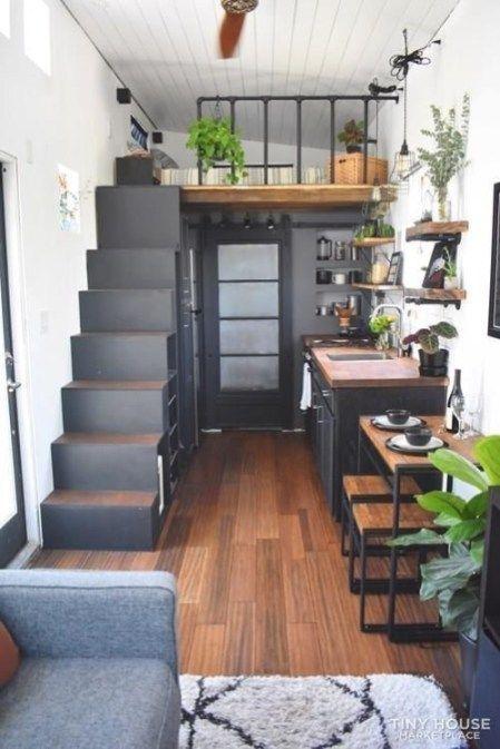 20 Best Tiny Houses Design Ideas For Inspiration To Try Tiny House Interior Tiny House Design Tiny House Loft