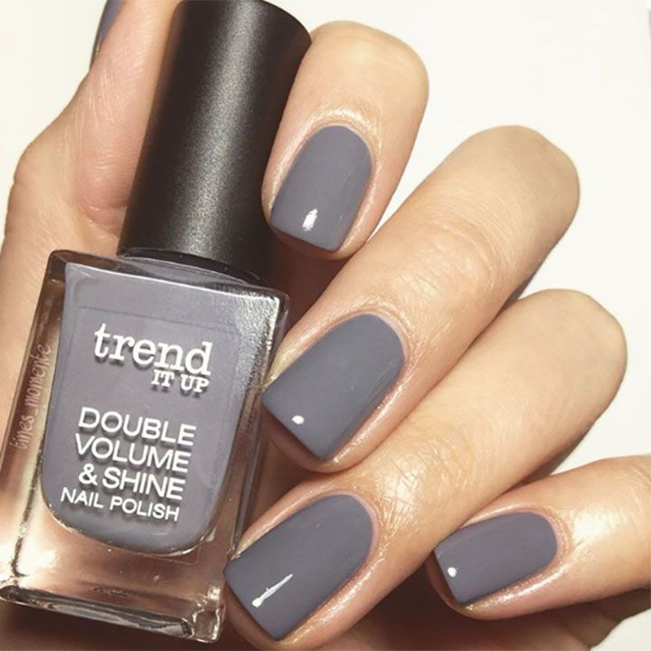 Top 12 Fall Nail Colors | Fall nail colors, Gorgeous nails and Gray ...