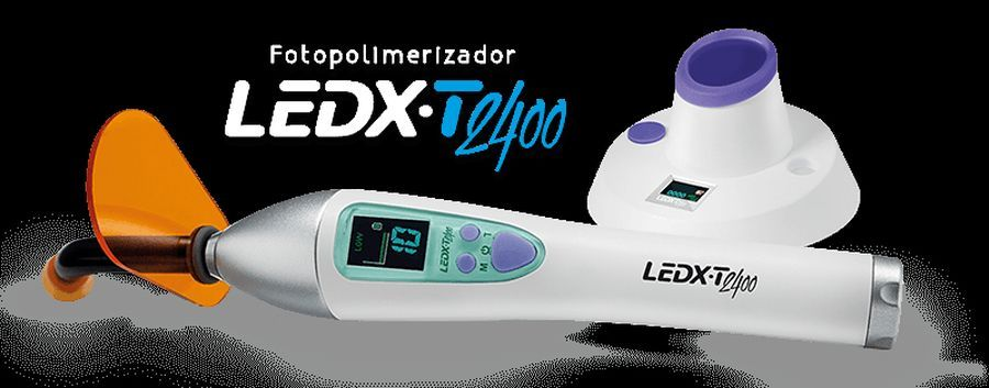 Dica Fotopolimerizador LEDX T2400 ORTHOMETRIC