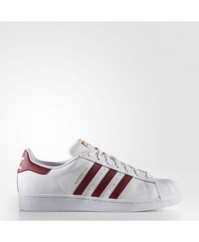 Adidas Superstar Foundation Uomo Scarpe Bianche