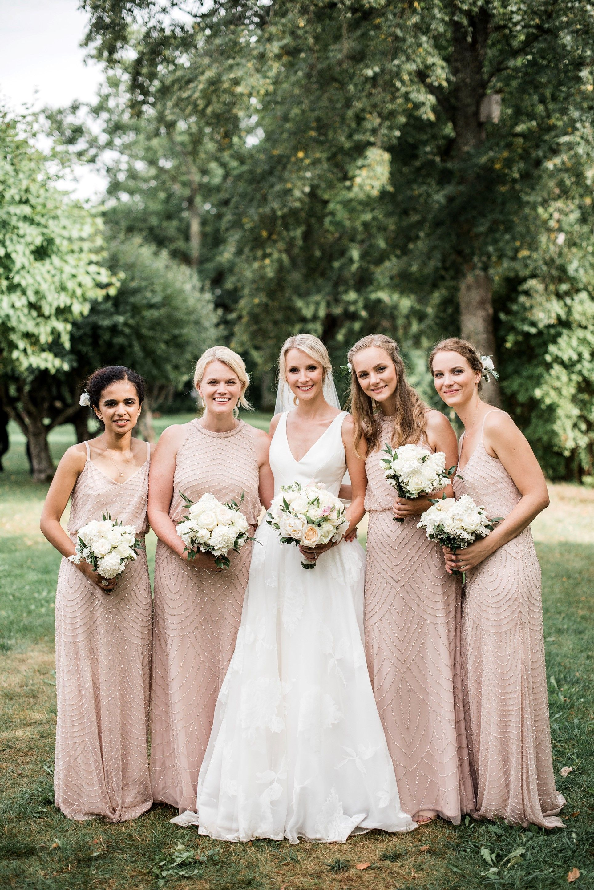 2cbd8edad7f8 Beautiful bride Elina wearing Sassi Holford Amelia | Our beautiful ...