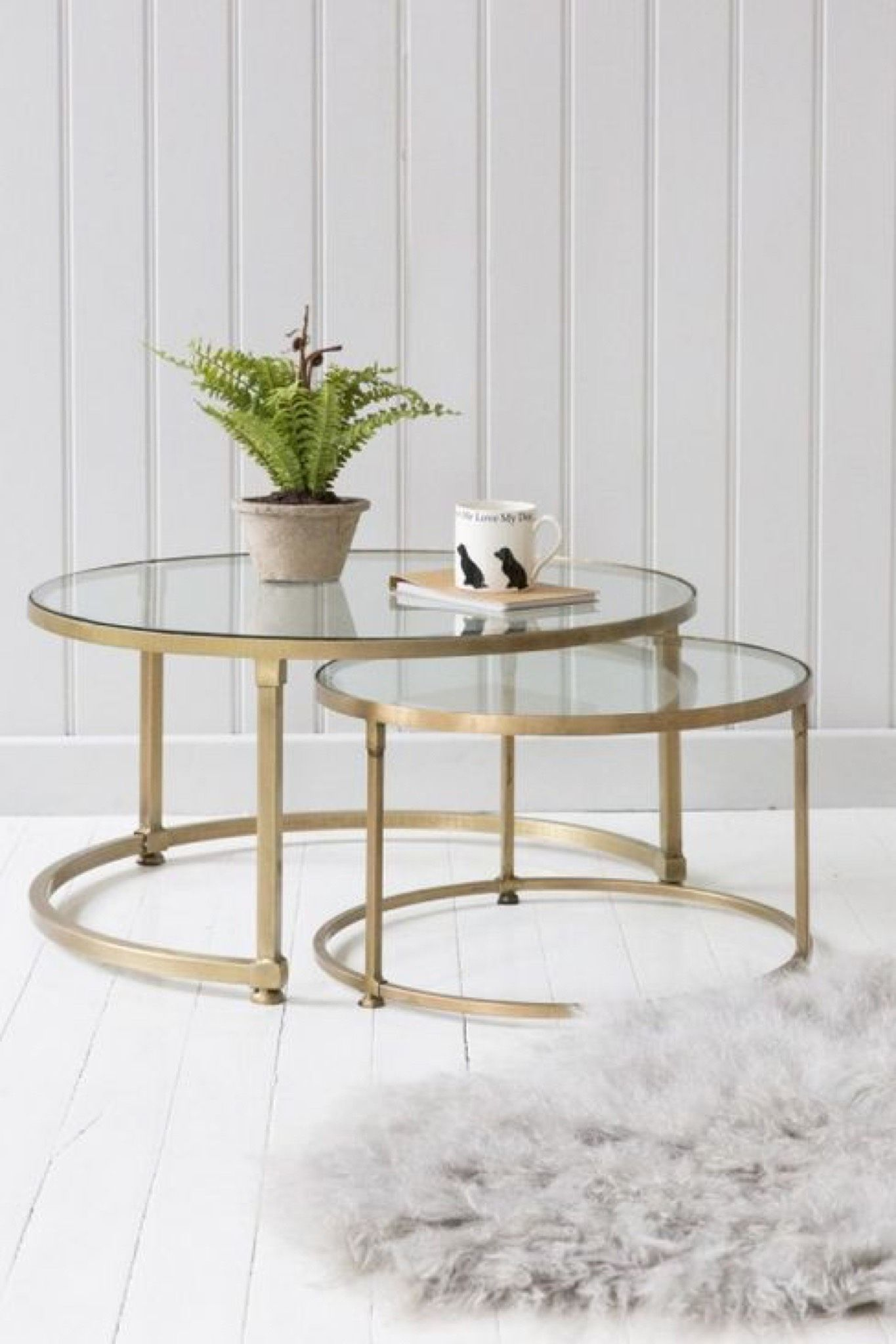 Explore Decor With Ania Glass Coffee Table Decor Round Glass Coffee Table Round Coffee Table Decor [ 2048 x 1365 Pixel ]