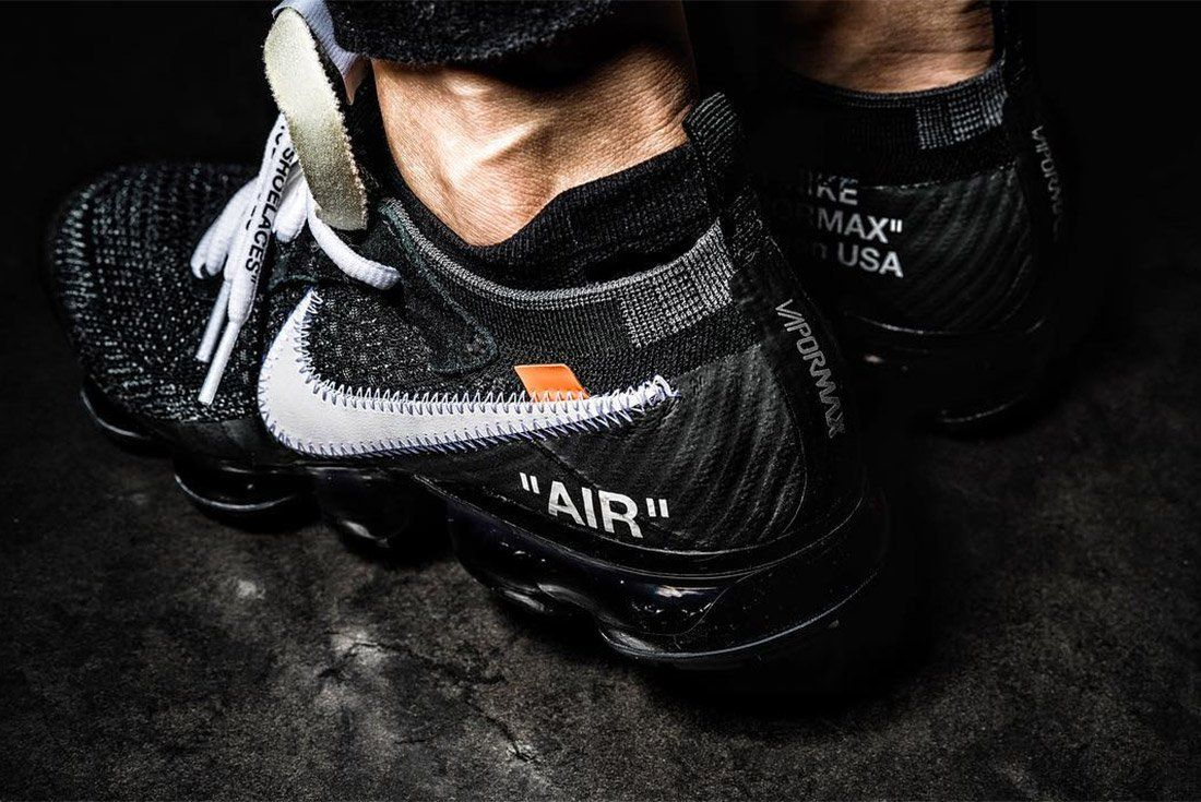 An On-Foot Look at The Off-White x NikeAir VaporMax