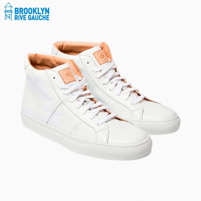 Chaussures automne à lacets blanches Urbaines garçon g2jYmtUvTu