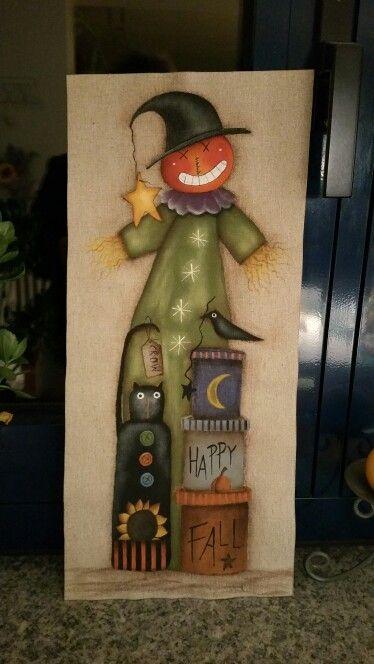 Scarecrow  -  Terrye French design