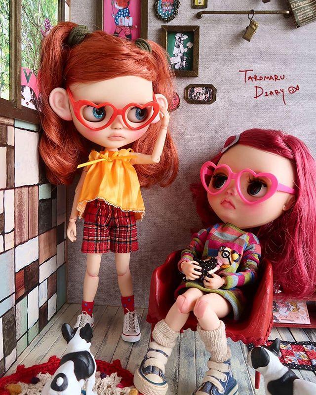 なんか いいこと ないかな ブライス カスタムブライス Blythe Customblythe Doll ちび子 Chibikodoll Minidoll Minitaturedoll Handmadedolls ブライス カスタム ブライス人形 ブライス