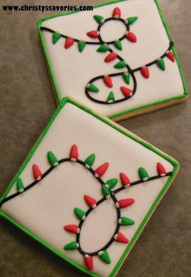 Christy's Savories: More Christmas Cookies!