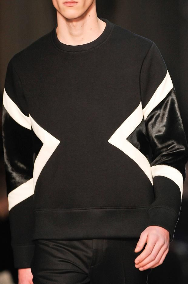Neil Barrett Mens  A/W 13