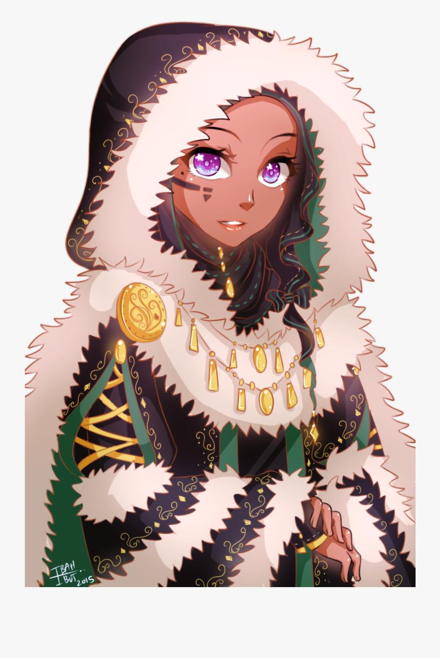 Coat Clipart Fur Coat Tribal Anime Characters Free Transparent Clipart Clipartkey Anime Character Design Girls Cartoon Art Character Design Girl