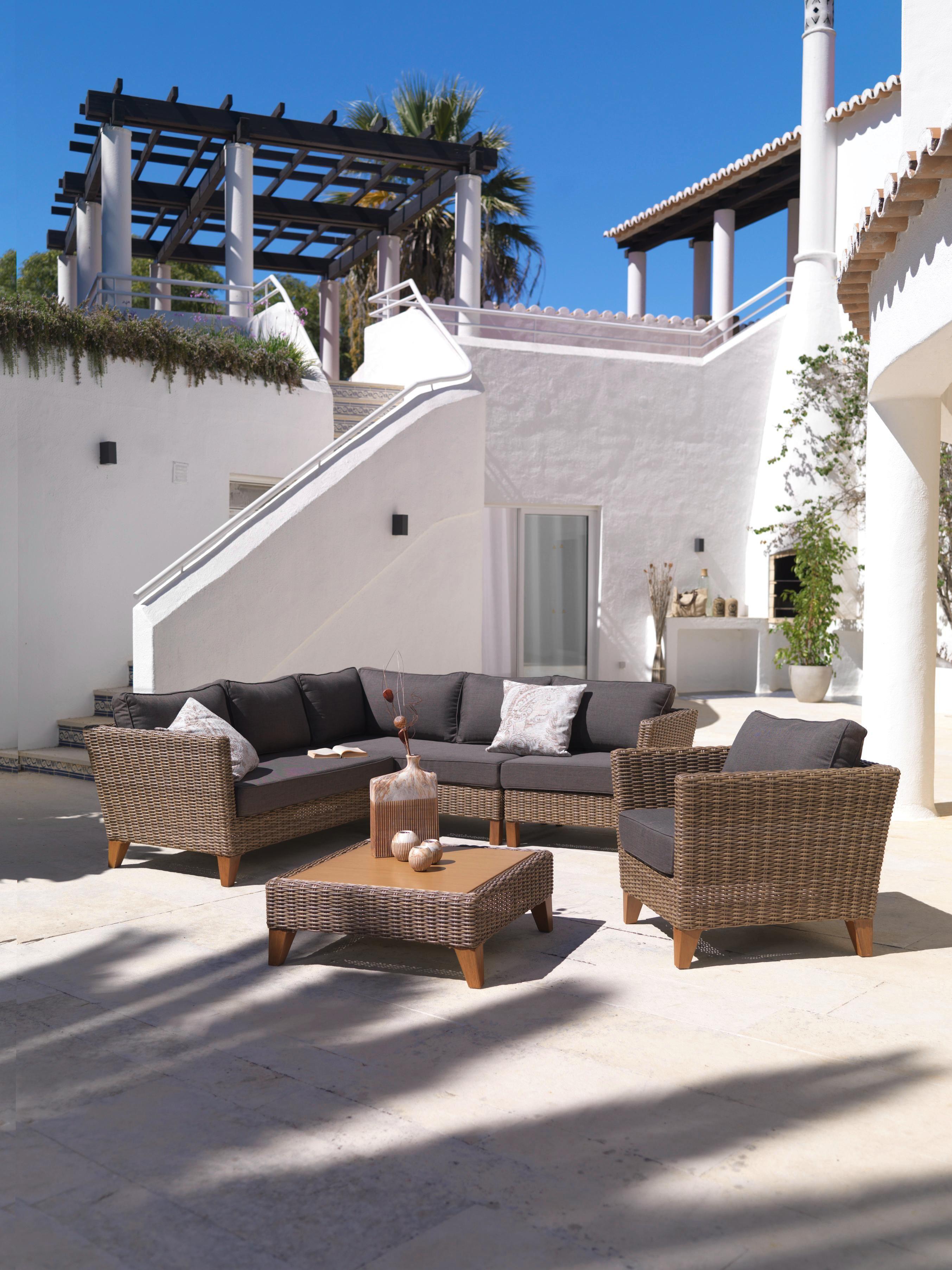 Loungegarnitur 3 Teilig Von Ambia Garden Gartenmobel
