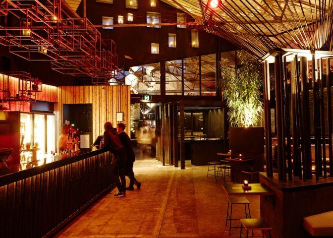 Beer Garden. Howler by Splinter Society Architecture - News - Frameweb