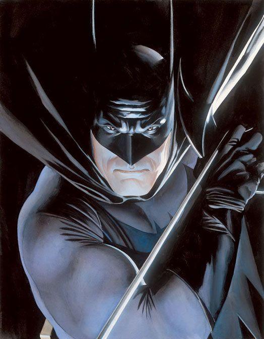 Amazing Collection of BatmanArt - News - GeekTyrant