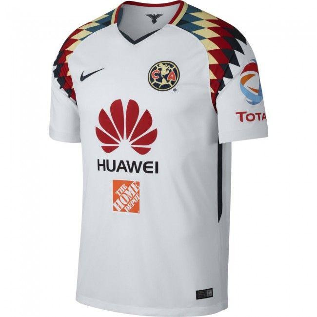 bc5e15d5198 Camiseta del Club América 2017-2018 Visitante #mexico #ligamex ...