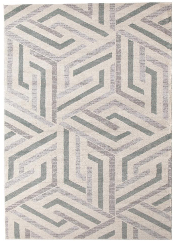 Classy Geometric Rug In A Muted Colour Palette Yes Please