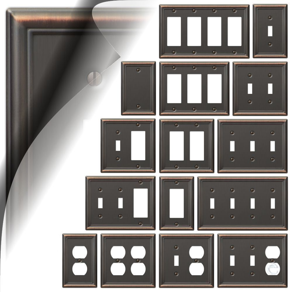 Where To Buy Switch Plate Covers Chelsea Series Wall Plates Modern Style And Clean Lines Make This