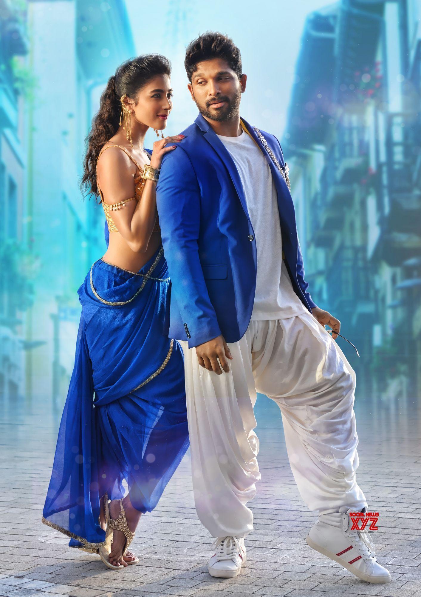 Dj Duvvada Jagannadham Movie Stills Social News Xyz Gallery