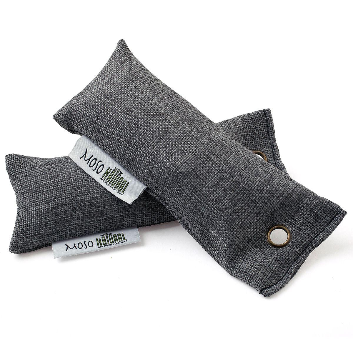 Mini Moso Air Purifying Bags Bamboo Charcoal Air Filter