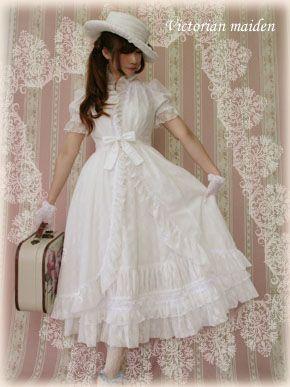 Lolita Fashion | Long | Victorian Maiden